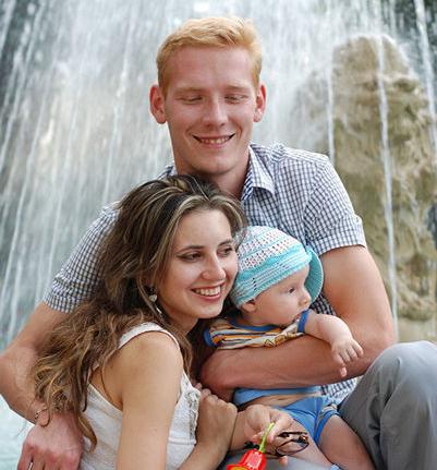 02 Молодая семья