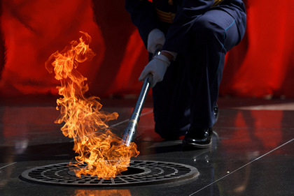 закоморный Зажжение Вечного огня (1)